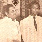 Mohd Rafi, Naushad, C. Ramchandra, Talat Mehmood
