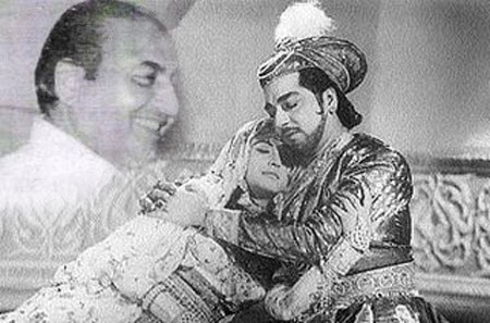 Pradeep Kumar in TajMahal