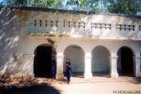 Rafi Sahab's school