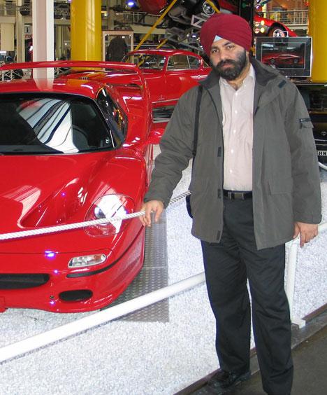 Mr. Anmol Singh