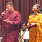 Shrikant Narayan, Shikha Biswas