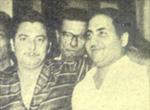 Mohd Rafi and Madan Mohan