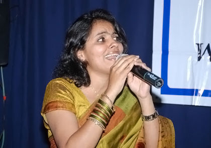 Singing - Alka Jain
