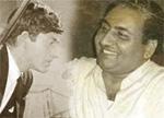Rajkumar and Mohd Rafi
