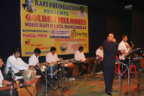 Prem Kumar Crooning Chaahunga Mein Tujeh