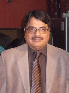 J.K.Bhagchandani, the author of this article