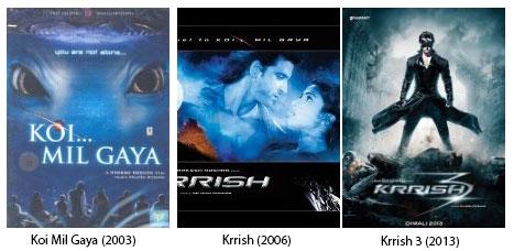 Krrish Series